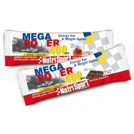 Barrita Mega Power Bar Nutrisport Caja 12 Unidades