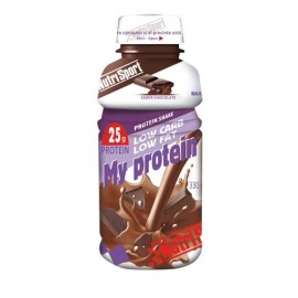 MY PROTEIN Nutrisport Botella 330 ml