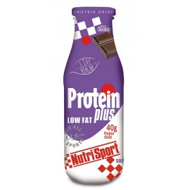 Protein Plus 500 ml Nutrisport Caja de 24 Botellas