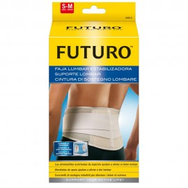 Faja Lumbar Estabilizadora Futuro Talla S/M