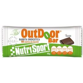 Barrita Outdoor Bar Nutrisport Caja 20 unidades
