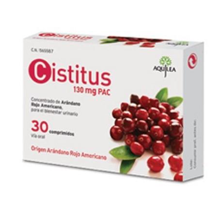 Cistitus 30 Comprimidos Aquilea