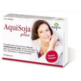 Aquilea Aquisoja Plus 30 Cápsulas