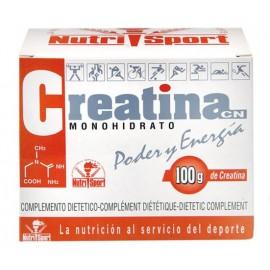 Creatina Monohidrato 100 Nutrisport 20 sobres 5g