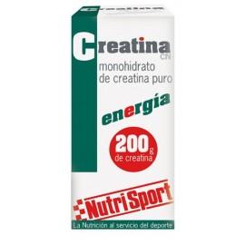 Creatina Monohidrato 200 Nutrisport 200 Comprimidos 1g