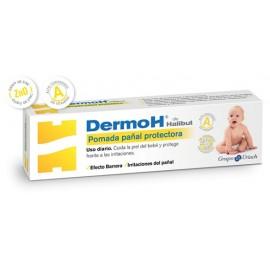 Halibut DermoH Pomada Pañal Protectora Bebe 45 g