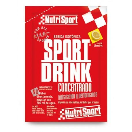 SPORT DRINK CONCENTRADO NUTRISPORT 12 sobres 41ml