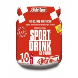 Sport Drink Iso Powder 10 Bidones 1120g Nutrisport