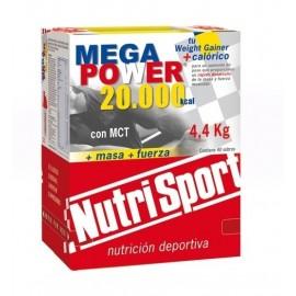 Mega Power 20000 40 Sobres 110g (4.4kg) Nutrisport