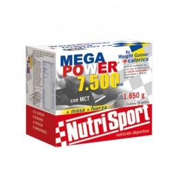 Mega Power 7500 15 Sobres 110g (1650g) Nutrisport