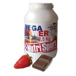 Mega Power Bote 2.5kg Nutrisport