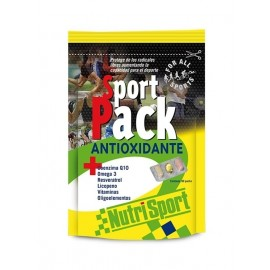 Sport Pack Antioxidante Nutrisport Bolsa 30 packs