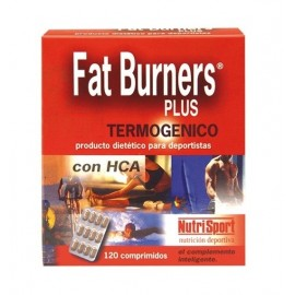 Fat Burners Plus Nutrisport 120 Comprimidos