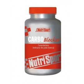 Carbo Blocker Nutrisport 60 Comprimidos
