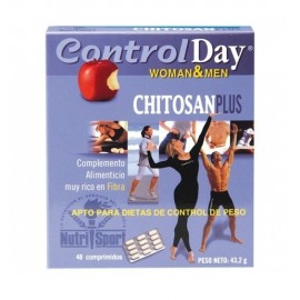 Chitosan Plus Nutrisport 48 Compr.