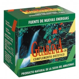 Guaraná CN Nutrisport 100 Cápsulas 500mg