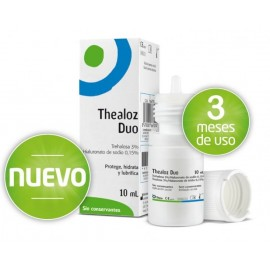 Thealoz Duo 10ml Thea Farma