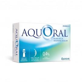 Aquoral Gotas Oftalmicas 20 Monodosis 0.5ml