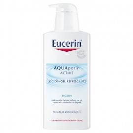 Eucerin AQUAporin ACTIVE Gel Refrescante 400ml