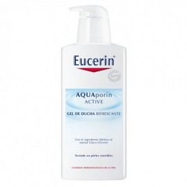 Eucerin AQUAporin ACTIVE Gel de Ducha Refrescante 400ml