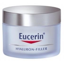 Eucerin Hyaluron-Filler Crema de Día para piel seca 50ml
