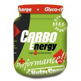 CARBO ENERGY NUTRISPORT 1000g Sabor Fresa