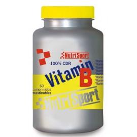 Vitamin B Nutrisport Bote 60 Comprimidos