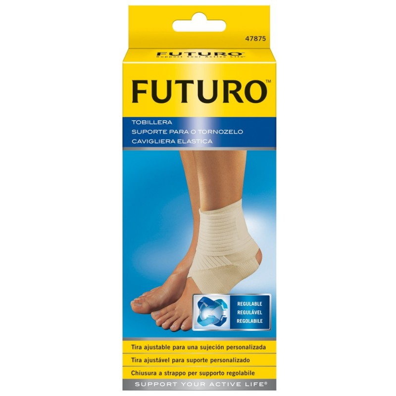 Tobillera Futuro - Farmacia Deportiva