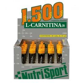 L-CARNITINA 1500 NUTRISPORT