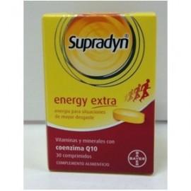 SUPRADYN ENERGY EXTRA, 30 comprimidos