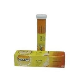 SUPRADYN Activo Q10 15 Comprimidos Efervescentes