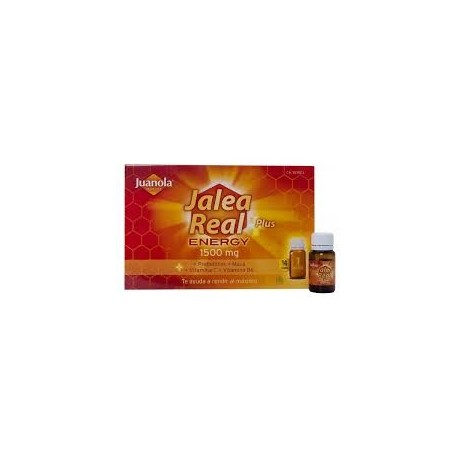 JALEA REAL ENERGY PLUS 14 viales
