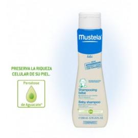 Champú bebé Mustela 200 ml